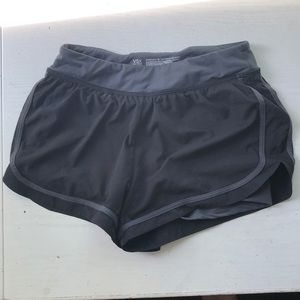 VSX black and gray shorts